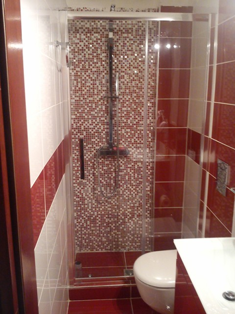 Ανακαίνιση μπάνιου – Καματερό