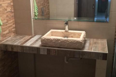 Ανακαίνιση μπάνιου στην Καισαριανή