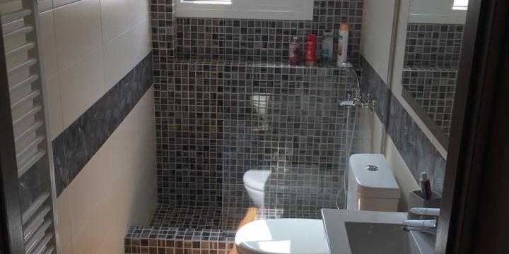 Έργα Ανακαίνιση μπάνιου μοναδικά σε διαμέρισμα στην Ανθούπολη