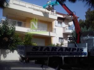 μονώσεις ταρατσών - New Home Constructions