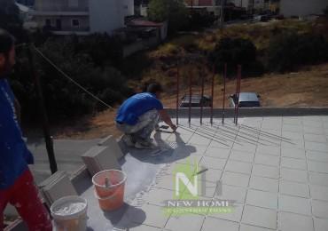 Τοποθετήσεις πλακιδίων, New Home Constructions