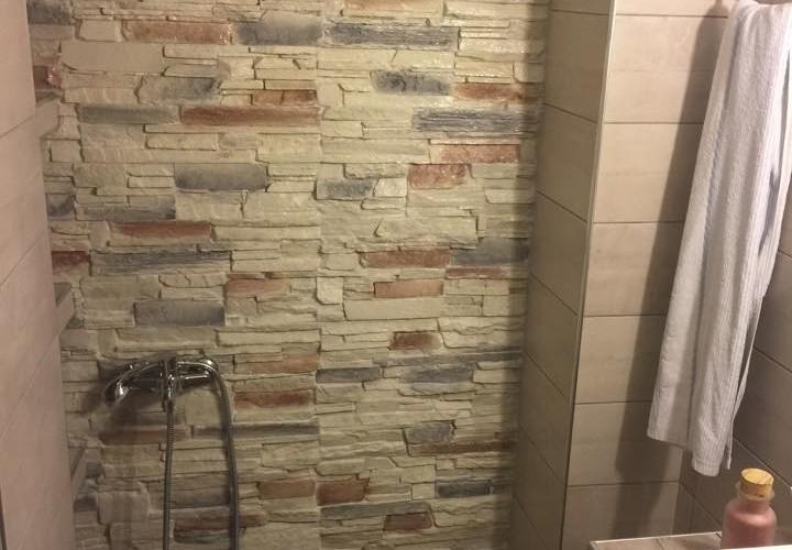 Ανακαίνιση μπάνιου σε οικία στο Χαϊδάρι