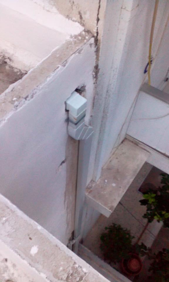 Εγκατάσταση υδρορροών New Home Constructions