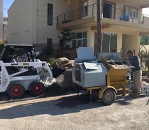Τσιμεντογωνιες και τοποθέτηση πλακιδίων στα Άνω Λιόσια από την εταιρία New Home Constructions τηλ 210-2481000
