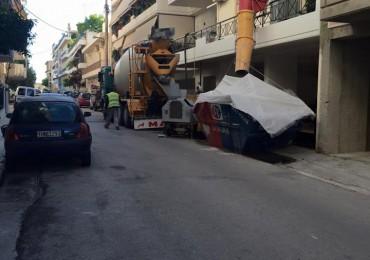 Μία πλήρη ανακαίνιση σε διαμέρισμα στο Ίλιον