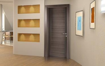 Εσωτερικές πόρτες Laminate Profil line