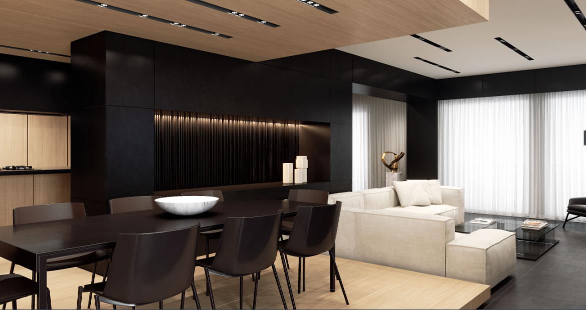 Ένα έργο μας στον αρχιτεκτονικό σχεδιασμό και την ανακαίνιση διαμερίσματος στην Αθήνα από την New Home Construction